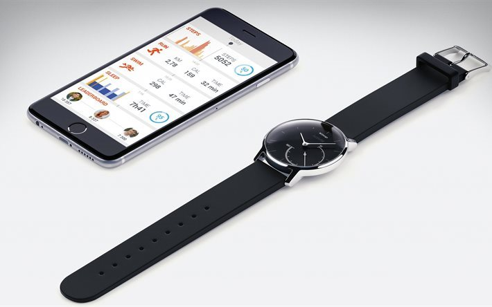 watches, apple, watch, withings, smartphone, iphone, hi-tech