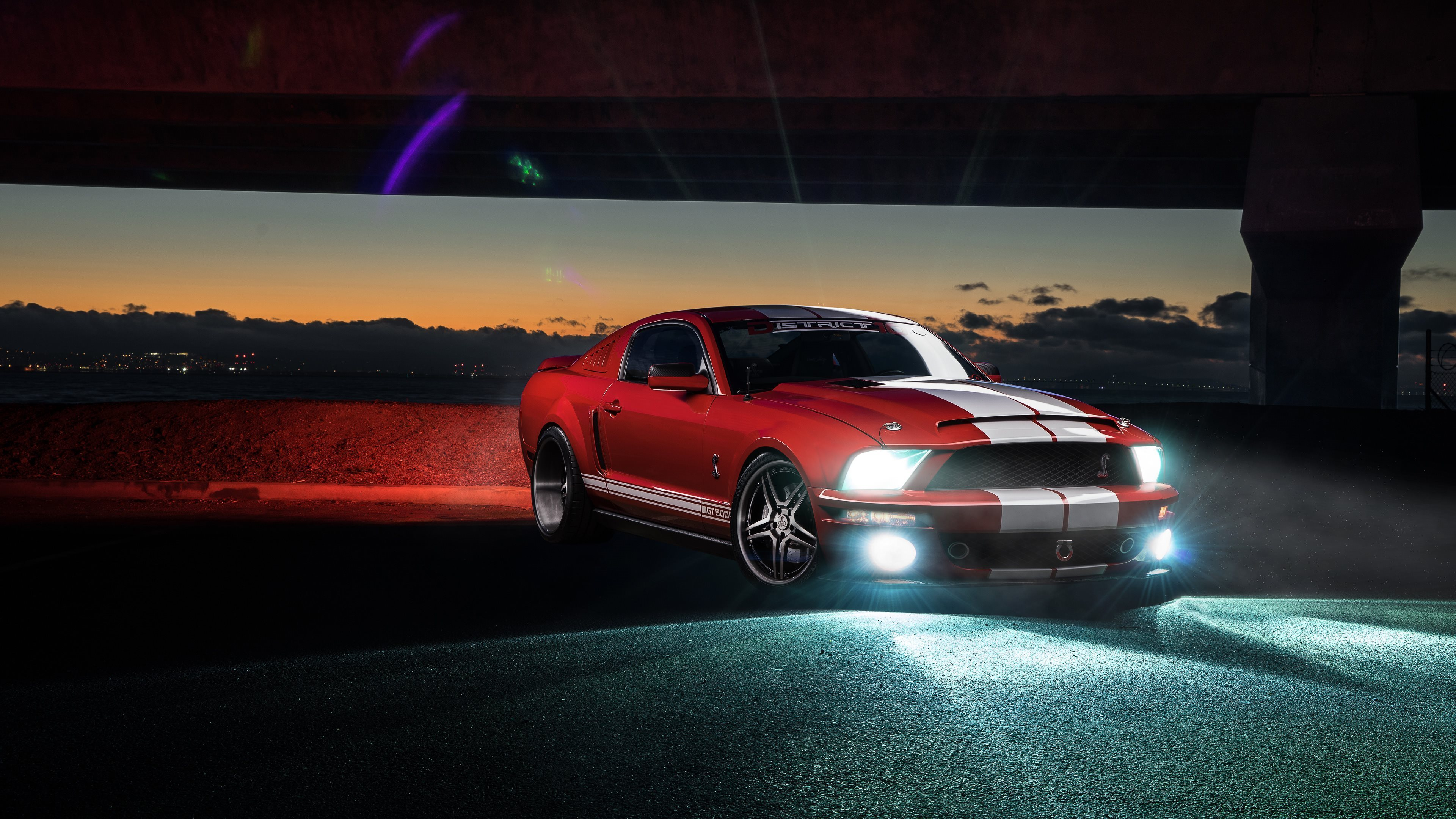 Обои Shelby, car, gt 500, mustang, drag, мустанг, форд ...