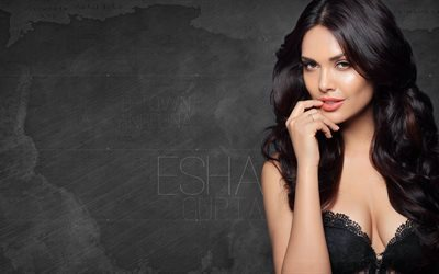 ash gupta, bollywood, film, esha gupta, l'actrice