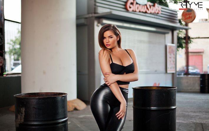 Download Wallpapers Rhyme Girls Anastasiya Kvitko Model