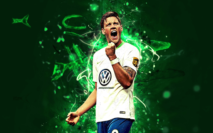check out 692fa f1f50 Download wallpapers Wout Weghorst, abstract art, Dutch ...