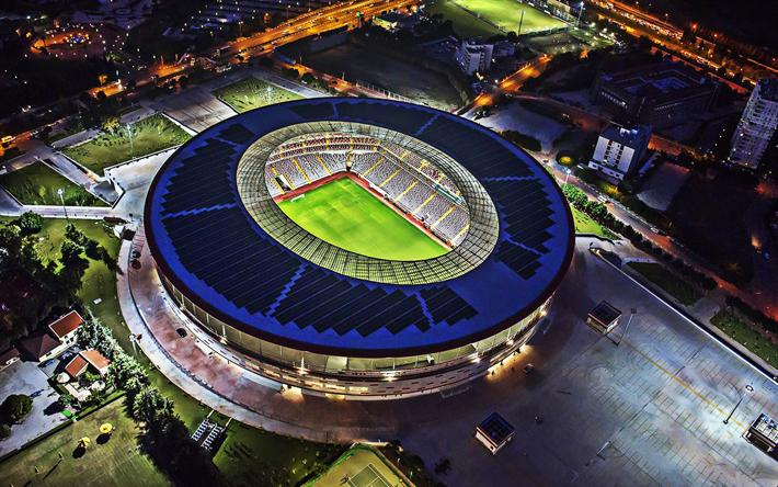 Herunterladen Hintergrundbild Antalya Arena Turkische