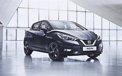 Nissan Micra N-Tec, tuning, 2020 cars, compact cars, K14, 2020 Nissan Micra, japanese cars, Nissan