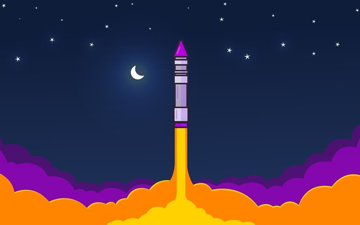 thumb2 4k start up concept minimal creative planets