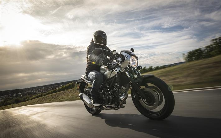 Download Wallpapers Suzuki SV650X, 4k, Superbikes, 2018