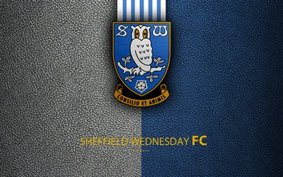 Download Wallpapers Sheffield Wednesday Fc 4k English