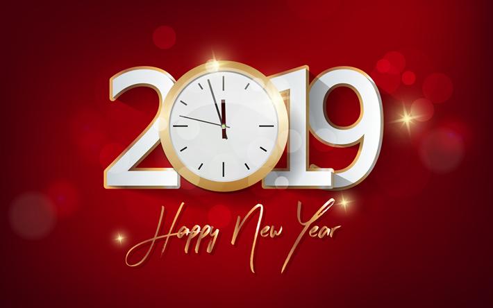 Sfondi anno nuovo 2019