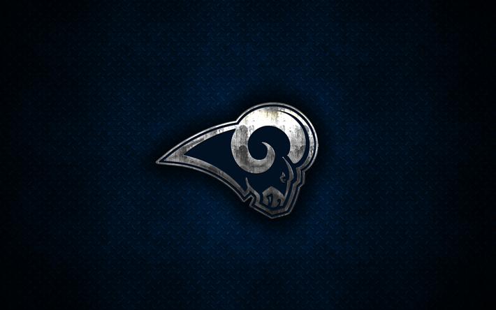 Download wallpapers Los Angeles Rams
