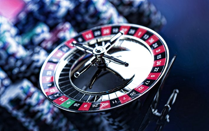 Download wallpapers casino roulette, casino concepts, games of chance,  casino, black glossy table for desktop free. Pictures for desktop free