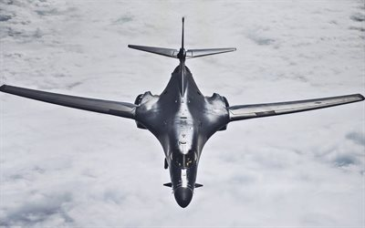 Rockwell B-1 Lancer, aerei da combattimento, US Air Force, bomber, B1-B Bomber, US Army, Rockwell International