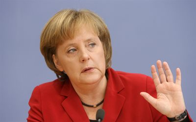 Angela Merkel, Chancellor of Germany, portrait, German politician, Angela Dorothea Merkel, Germany