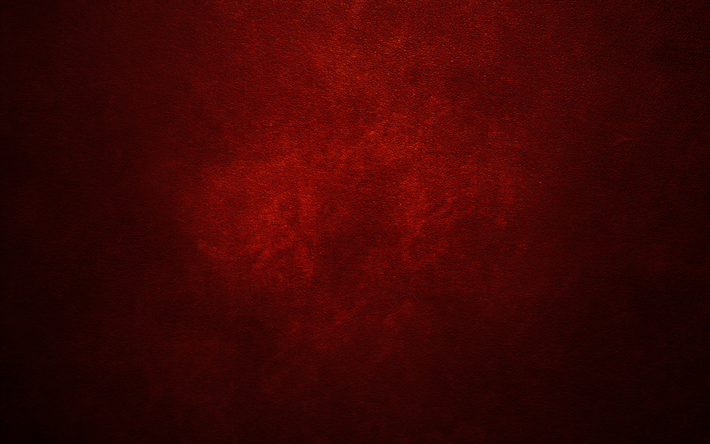 Download Wallpapers Red Leather Texture Dark Grunge Texture