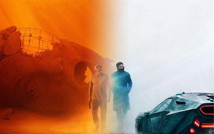 ダウンロード画像 ブレードランナー49 17映画 スリラー ハリソンフォード Ryan Gosling フリー のピクチャを無料デスクトップの壁紙