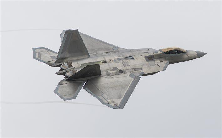 Aereo Da Caccia F 22 Raptor : Scarica sfondi lockheed f raptor caccia americano a
