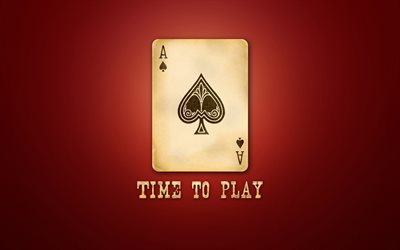 time to play, Quotes, gambling, casino