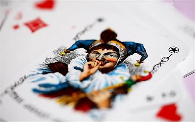 Joker, playing card, poker, joker sign, gambling