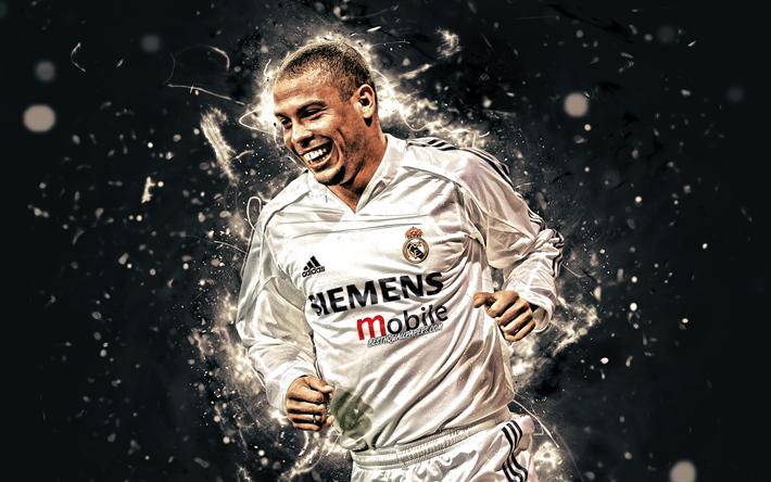 Herunterladen Hintergrundbild Ronaldo 4k Brasilianischer
