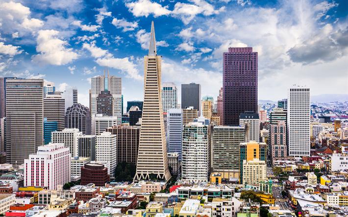 Descargar Fondos De Pantalla San Francisco 4k El Verano