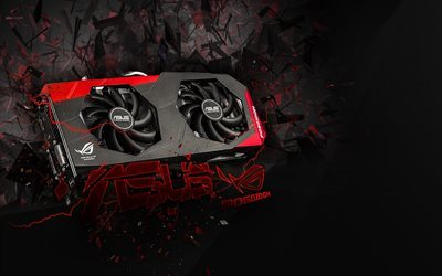 poseidon, asus, rog, video card