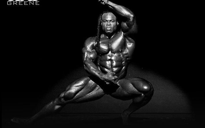 kai greene, muscle, fitness, weight