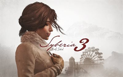 microïds, affiche, quête, playstation 4, xbox one, syberia iii, 2016, android, ios, windows, mac os