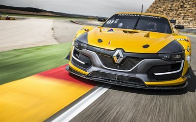 speed, 2015, sports cars, racing renault, track