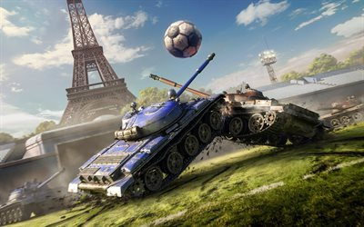 euro 2016, world of tanks, frankrike, tankar, slaget, wot