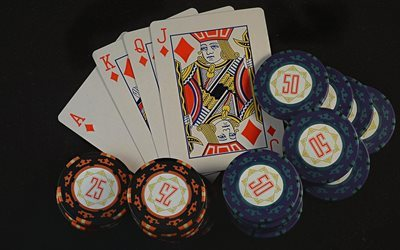 poker, cards, playing cards, poker chips