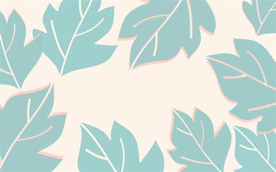 etro background with green leaves, retro floral texture, retro leaves texture, leaves background