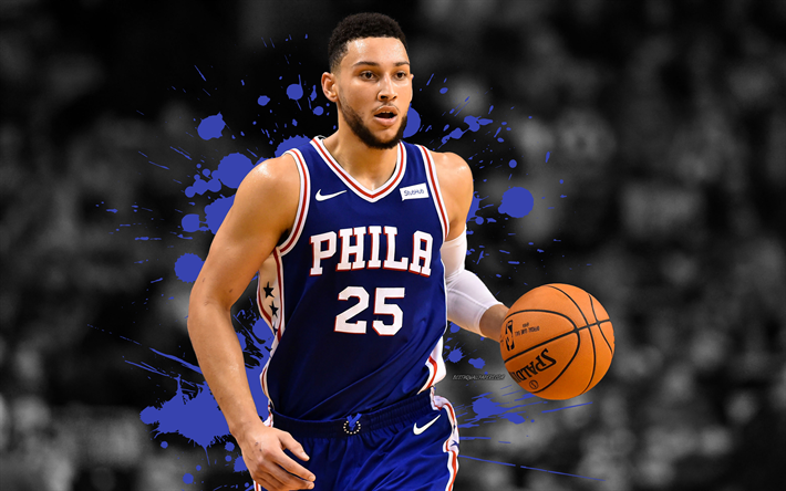 eb988d11e49 Download wallpapers Ben Simmons