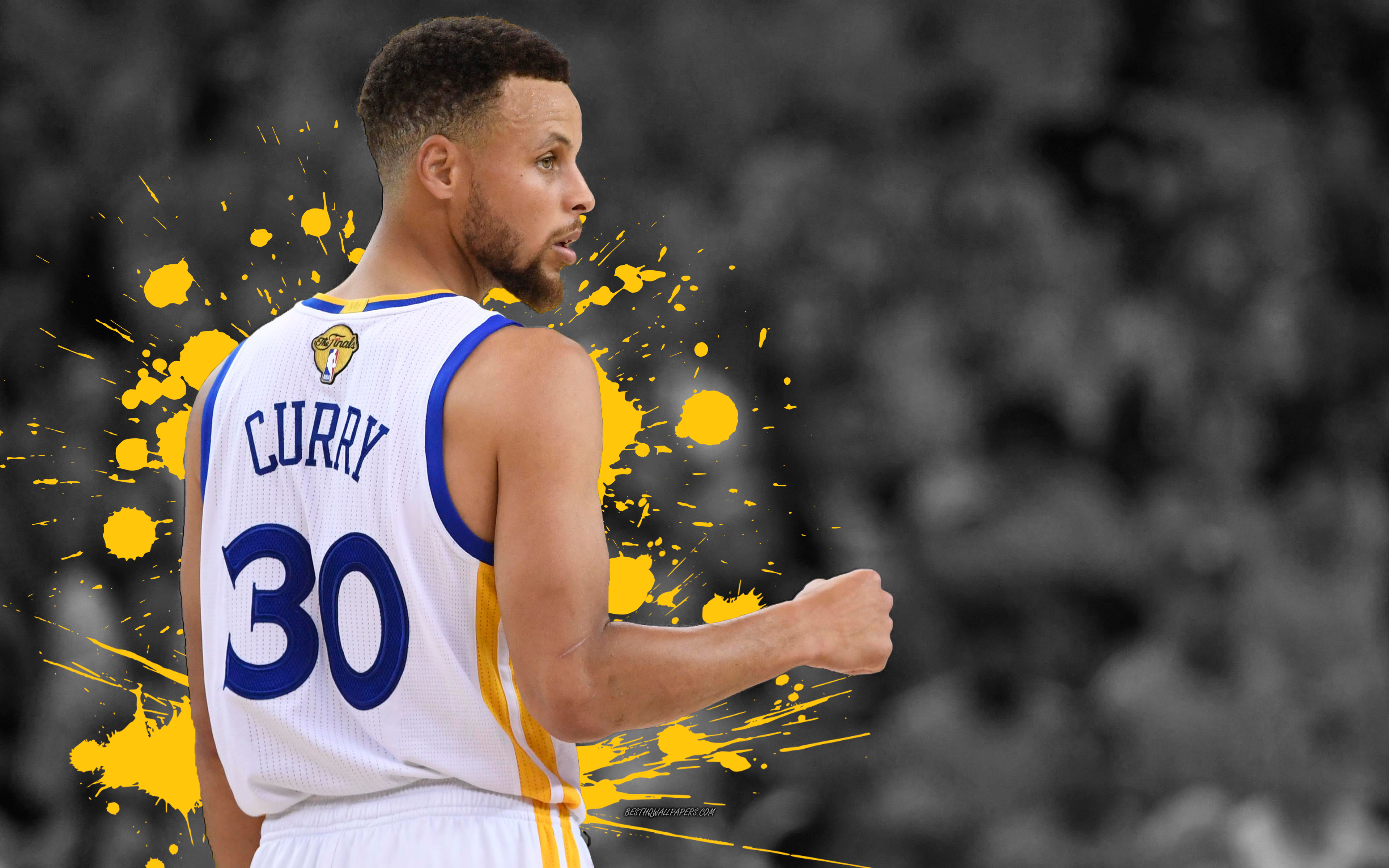 Transport Cars State To State >> Download wallpapers Stephen Curry, 4k, basketball players, NBA, Golden State Warriors, grunge ...