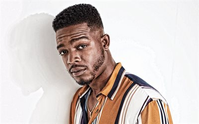 Stephan James, canadian actor, portrait, photoshoot, canadian stars