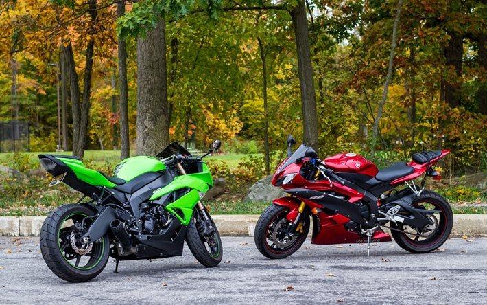 Fondos de pantalla motos deportivas