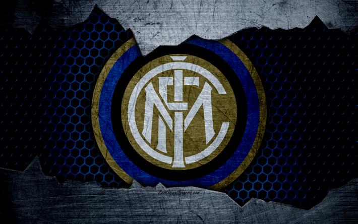 Download Wallpapers Inter Milan 4k Art Internazionale