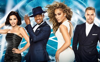 World Of Dance, 2018, TV serial, Jenna Dewan, Derek Hough, Jennifer Lopez, Ne-Yo, Jenna Lee Dewan-Tatum