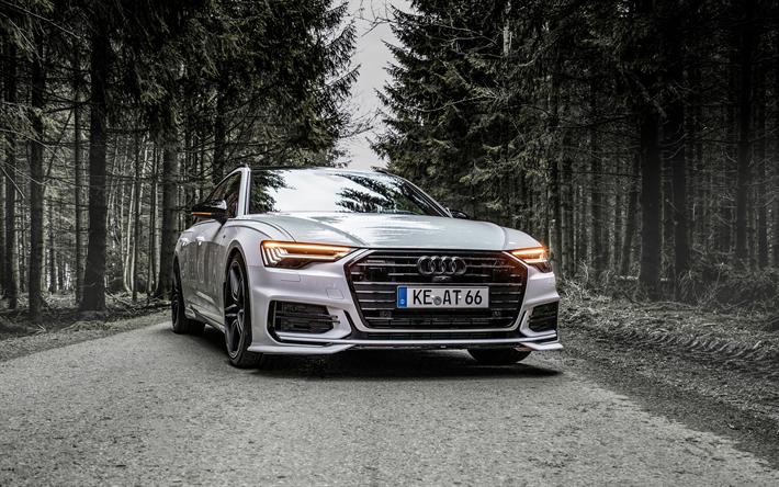Descargar Fondos De Pantalla Abt La Optimización El Audi