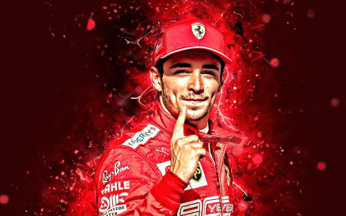 25+ Ferrari F1 Leclerc Wallpaper  Background