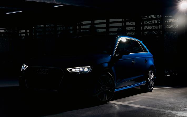 Telecharger Fonds D Ecran Audi A3 Sportback 4k En 2017 Les Voitures Les Tenebres Les Voitures Allemandes Audi Pour Le Bureau Libre Photos De Bureau Libre