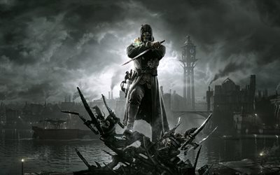 Dishonored, RPG, new games, game characters