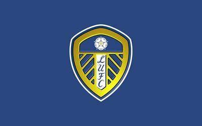 Leeds United, le football, Premier League, Angleterre, emblème de Leeds