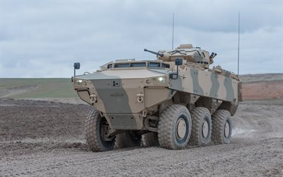 FNSS Pars III, Armoured combat vehicle, 6x6, turkish armored vehicle, FNSS Pars, Turkey, FNSS Defence Systems
