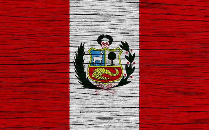 Descargar Fondos De Pantalla Bandera De Peru 4k America Del Sur De Madera De La Textura La Bandera Peruana Los Simbolos Nacionales La Bandera De Peru El Arte Peru Libre Imagenes Fondos