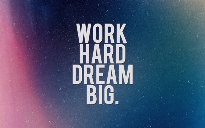 Quotes Wallpaper About Work Motivation Sayings Dream