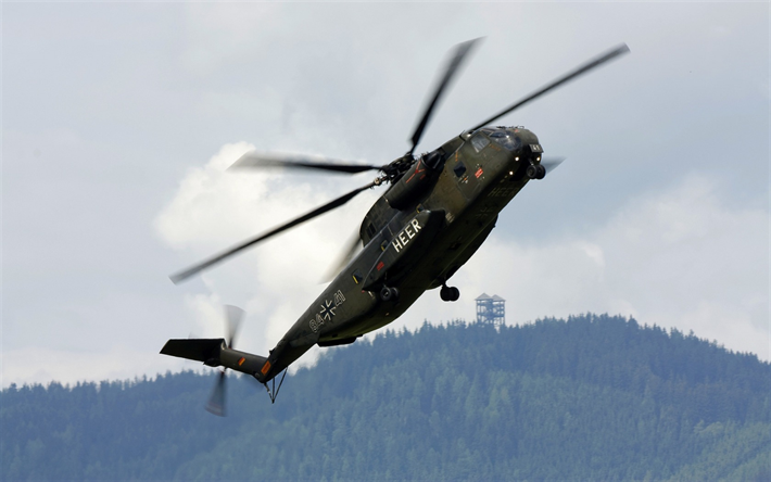 Download Wallpapers Sikorsky Ch 53 Sea Stallion Ch 53g