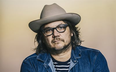 Jeff Tweedy, portrait, american singer, Wilco, american celebrity, Jeff Tweedy photoshoot