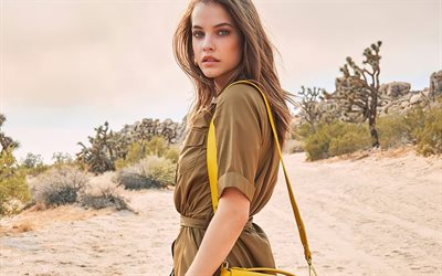 Barbara Palvin, 2021, 4k, Lancaster Paris photoshoot, Hungarian celebrity, blonde woman, Hungarian models, beauty, Barbara Palvin photoshoot