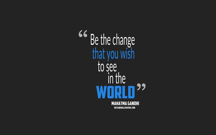 Herunterladen Hintergrundbild Die Veränderung Die Du Sehen