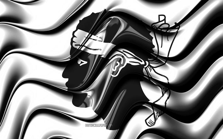 Telecharger Fonds D Ecran La Corse Drapeau 4k Les Provinces De La France Regions Administratives Le Drapeau De La Corse Art 3d La Corse Les Provinces Francaises La Corse 3d Drapeau France Europe