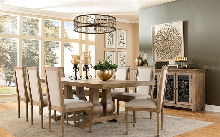 Télécharger fonds d\'écran élégant design intérieur moderne, salon ...