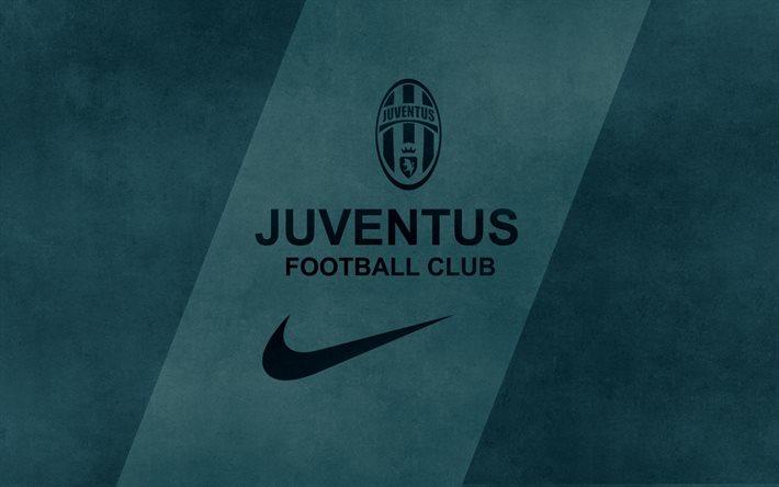 Herunterladen Hintergrundbild Fussball Club Juventus Wappen